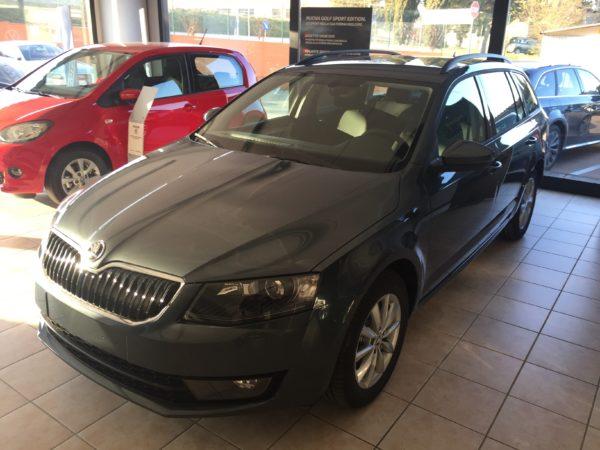 Skoda Octavia 1.4 G-TECH Ambition