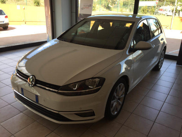 Nuova Golf 1.6 TDI Highline