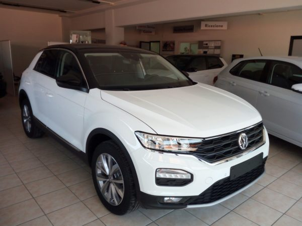 Volkswagen T-Roc 2.0 Tdi Advanced 150 cv