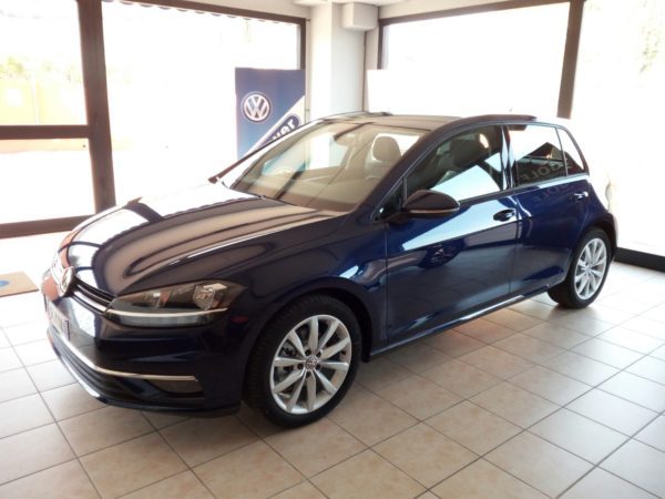 Volkswagen Golf 1.6 Tdi Bluemotion Executive